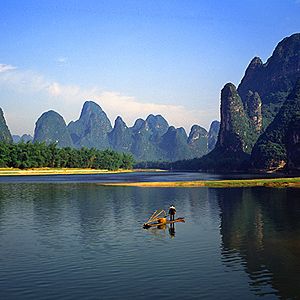 Full Day Yangshuo Li River Tour